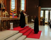 bodas de plata, hermano hospitalario, san juan de dios, casimiro dueñas