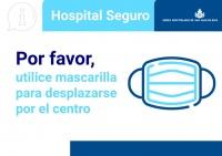 hospital seguro, covid, covid19, coronavirus, pandemia, san juan de dios