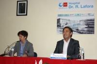 Pablo Plaza inaugura la Jornada de Investigación en Enfermería de Salud Mental