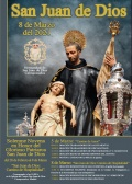 San Juan de Dios, 8 de marzo