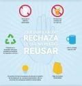 Sin plásticos por el Día Mundial del Medio Ambiente