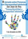 jornadas, discapacidad intelectual, enfermería, transculturalidad