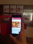 Mefacilyta, móvil, realfood, menú, integración