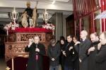 La bendita lluvia impidió este año procesionar a San Juan de Dios por las calles de Ciempozuelos